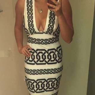 Shona Joy Bodycon Dress