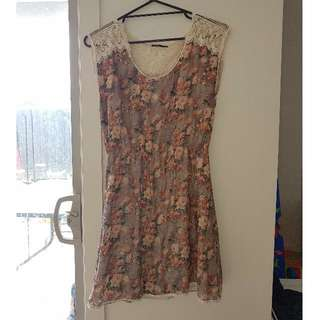 Tokito Floral dress