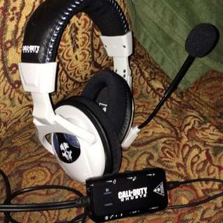 Call Of Duty Shadow Headset