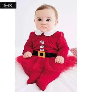 Netx 0-3m聖誕裝