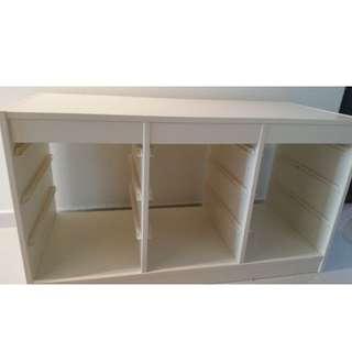 ikea children toys & books storage Trofast Frame