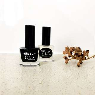 Mia Chic Peel Off Nail Polish