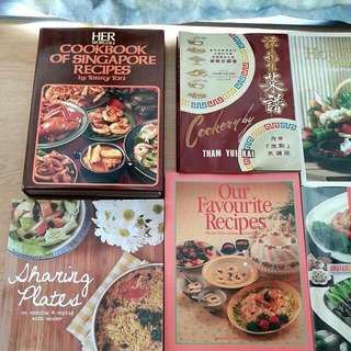 HER WORLD Cook book & Other Recipe Books