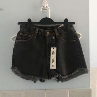 Minkpink Highwaisted Shorts