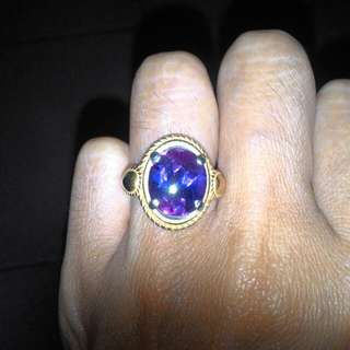 cincin batu permata original ( hrg chatt ya)