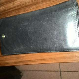 SALE WEEKEND ..NETT  dompet kulit asli montblanc