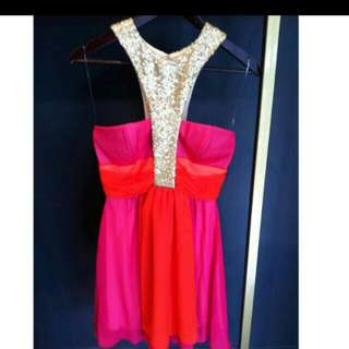 New With Tags love Affair Dress.