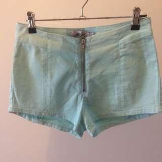 Ava & Ever Aqua Shorts