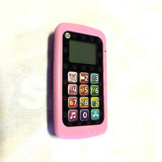 Leap Frog Cellphone