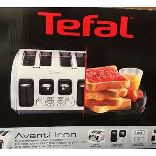 Tefal avanti toaster