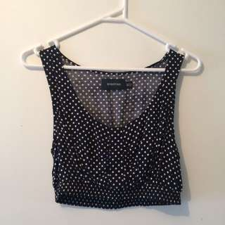 Mink Pink Crop Top