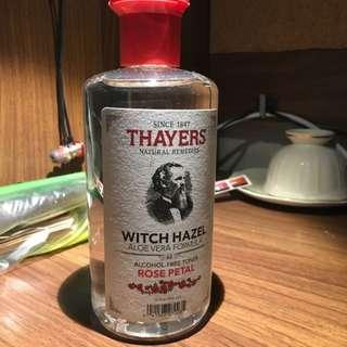 Thayers Rose Petal Alc-free Toner