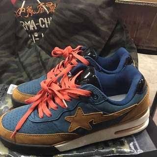 Bape sta 跑鞋