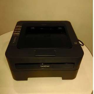 Brother HL-2270DW Monochrome Laser Printer (Wireless Networking and Duplex)