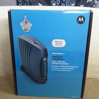 Motorola Cable Modem SB5101