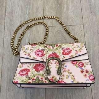 Replica Gucci Floral Bag