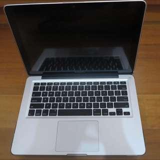 "MacBook Pro 13"" (early 2011)"