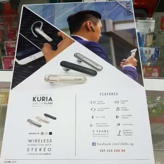 Kuria X.Labs Bluetooth Earpiece