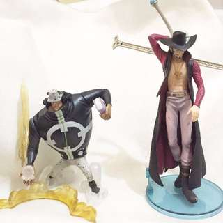 SALE! MIHAWK AVAILABLE! COLLECTIBLE ONE PIECE