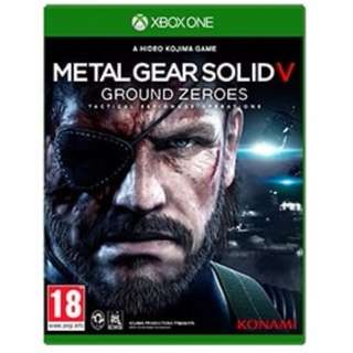 XBOX ONE Metal Gear SOLID V