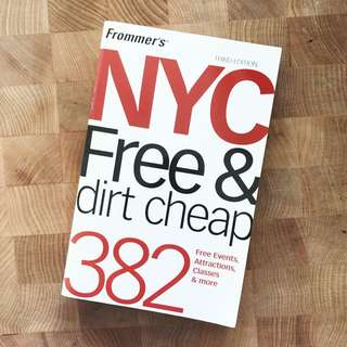 Frommers New York City Guide