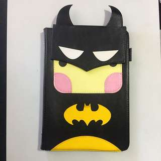 BATMAN LEATHER NOTEBOOK