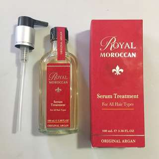 Royal Moroccan Serum Treatment
