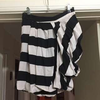 GORMAN Asymmetrical Skirt