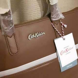 Cath Kidston Mini Leather Cross Body Tote