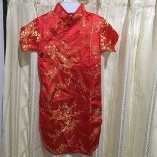 dress imlek import