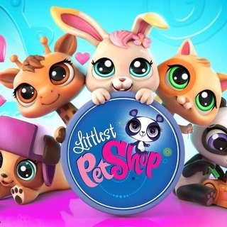 Hasbro Littlest Petshop Collections