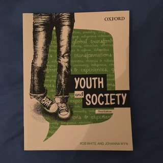 Youth & Society - Third Edition