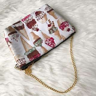 Icecream Cone Sling Bag