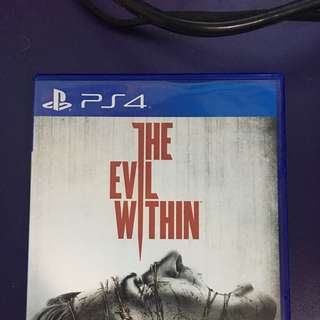 The evil within.