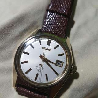 Grand Seiko 4522-8000 Hi Beat Gold Cap