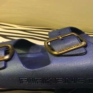 Birkenstock (navy blue)