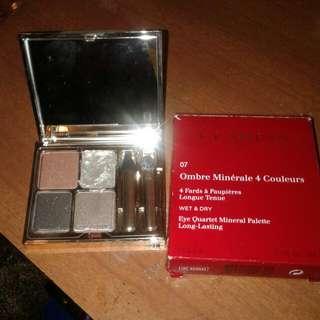 Clarins Wet & Dry Long Lasting Eye Quartet Mineral Palette