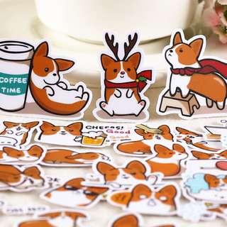⏰ Planner Stickers — Animals (Dog)