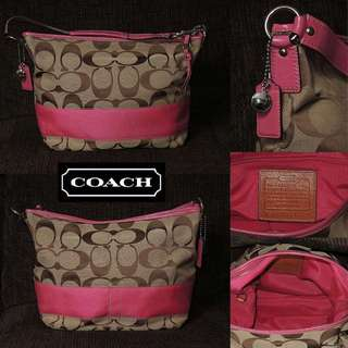 Coach Hobo Bag Authentic