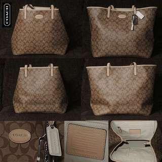 Coach Tote Bag Authentic
