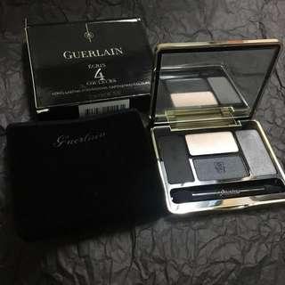 <眼影眼線系列> Guerlain Eye Shadow Palette 09 Les Noirs