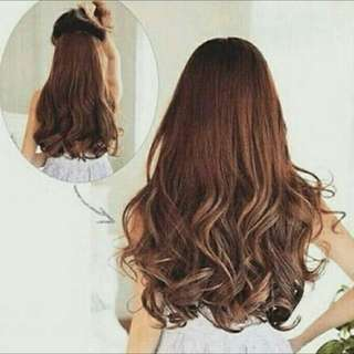 Korea Basic Hair Clip Extension