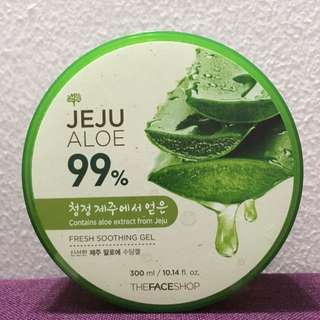 Jeju Aloe 99% By The FaceShop