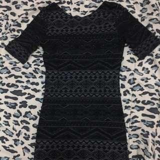 H&M Skinny Dress