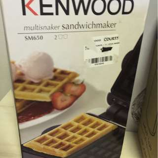Kenwood Sandwichmaker