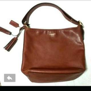 Authentic Coach Duffle Bag With Moisturiser