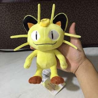 Pokemon Meowth Cat