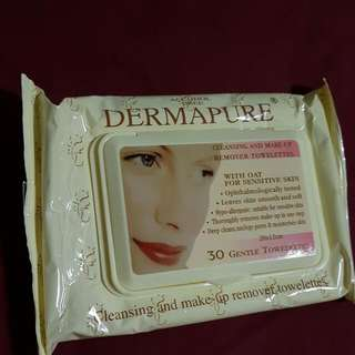 Cleansing And Makeup Remover Towelettes