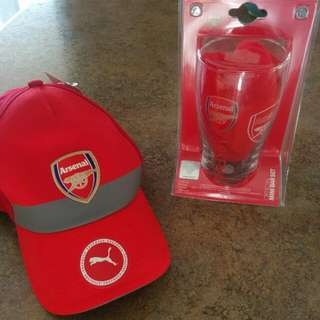 ARSENAL Hat And Bar Set