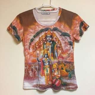 民族風Tshirt